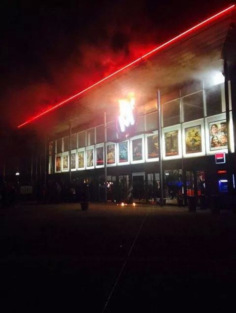Le Majestic cinema fire