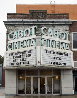 Cabot Cinema Beverly Salem