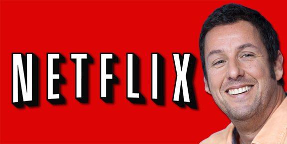 Netflix Signs Adam Sandler