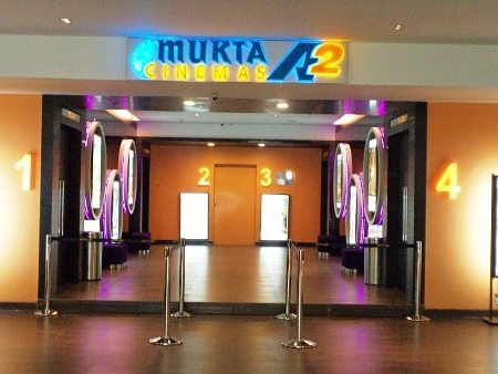 Mukta A2 cinema