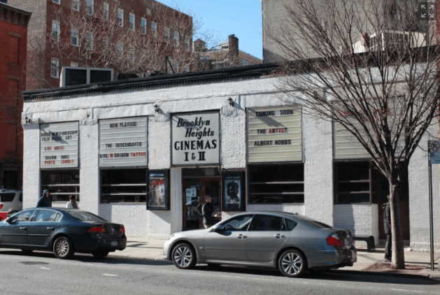Brooklyn Heights cinema