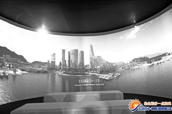 360 degree cinema China