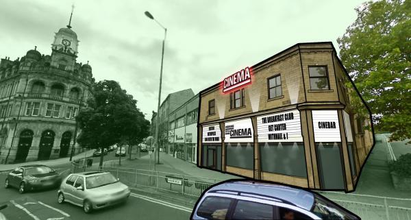 Bradford micro-cinema
