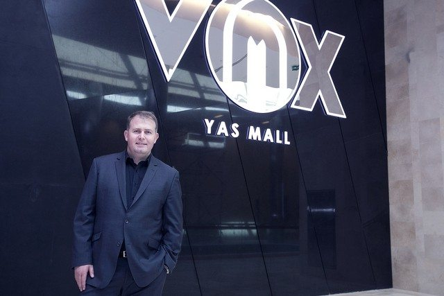 Vox Cinema Yas mall