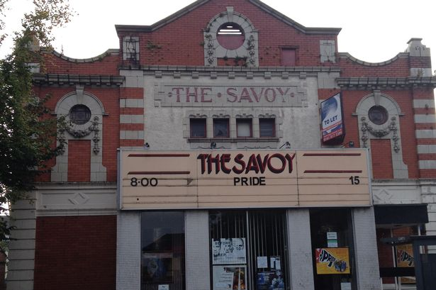 Savoy cinema closed