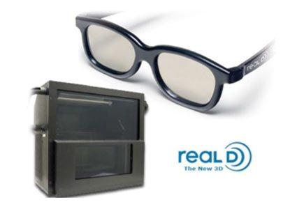 RealD Light doubler