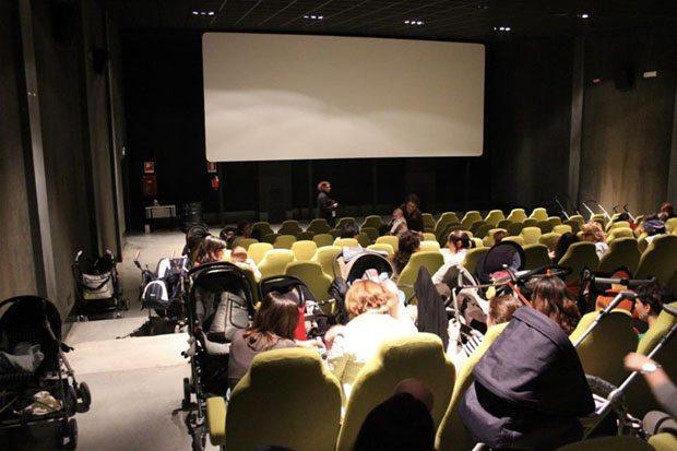 Italy baby cinema