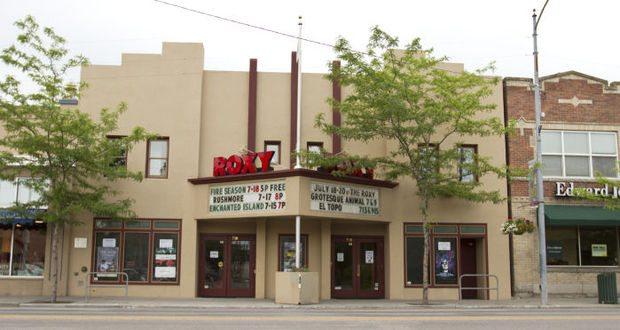 Roxy Theatre Montana