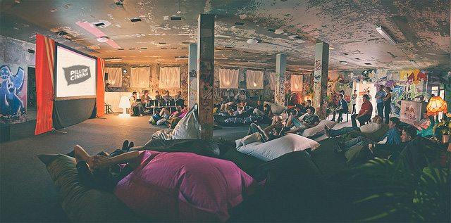 Pillow Cinema Shoreditch