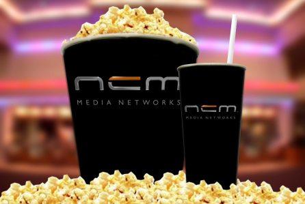 NCM popcorn concessions