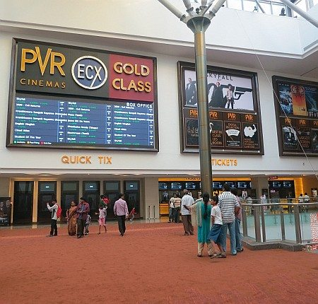 PVR Orion Mall