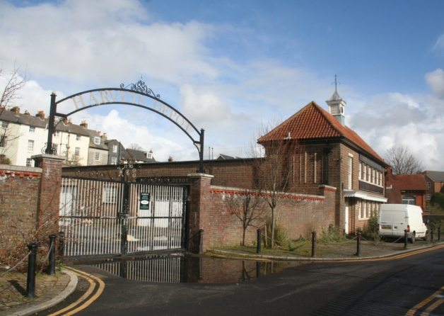 Harveys' Depot Lewes