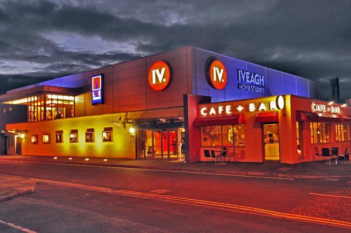 Ivaegh Movie Studios