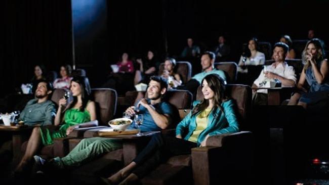Hoyts Lux Cinema