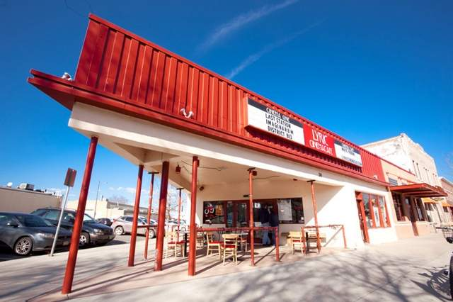 Lyric Cinema Fort Colins Colorado
