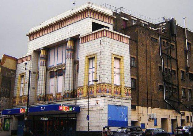 Carlton Cinema Essex Road Islington