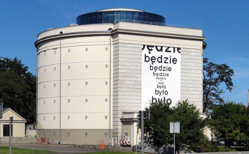 Wroclaw bunker cinema Poland