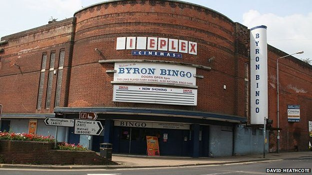 Byron cinema