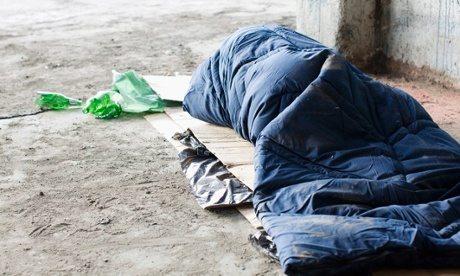 Homeless Australia