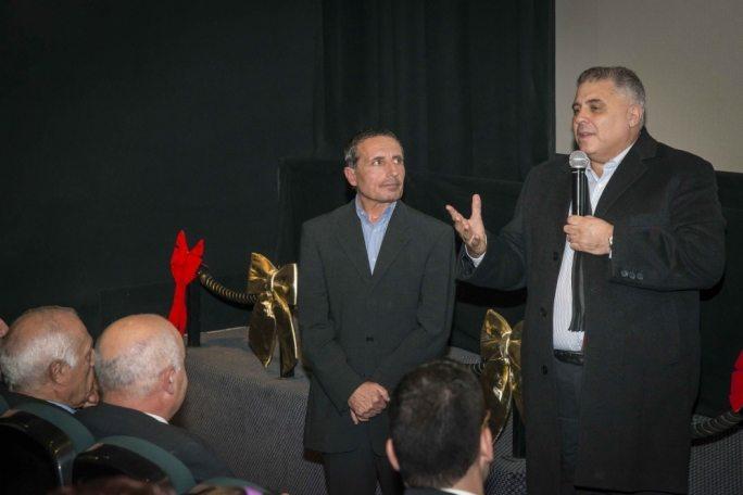 Malta Gozo cinema Minister