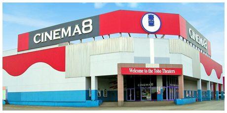 Toho Cinema8 Eniwa