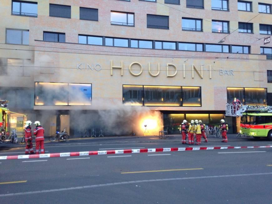 Zurich Houdini Kino Switzerland