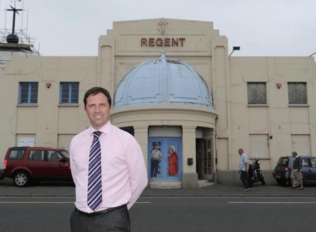 Kent cinema bingo hall