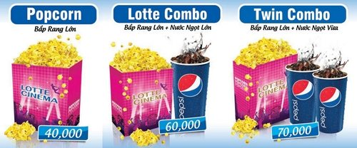 Lotte Popcorn