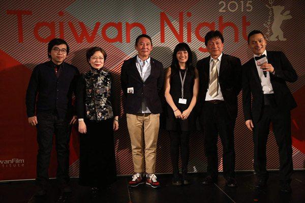 Taiwan China Berlinale