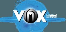 Vox cinemas logo