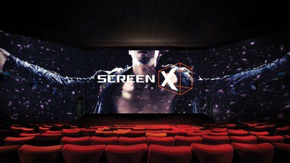 Screen X CJ