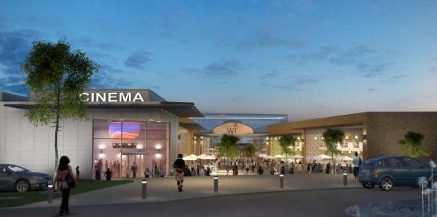 Bradford Cineworld Imax