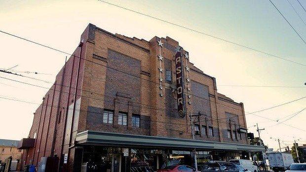 Astor cinema Australia St Kilda