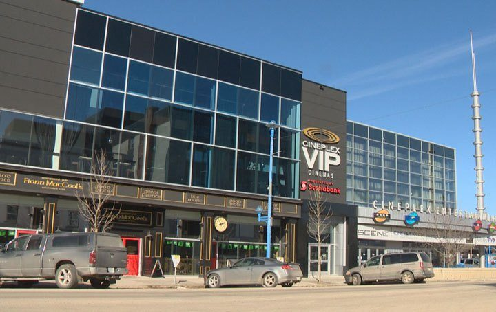 Cineplex stabbing