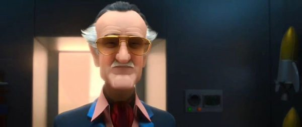 Stan Lee Big Hero 6