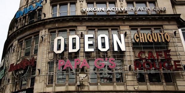 Odeon Printworks Manchester