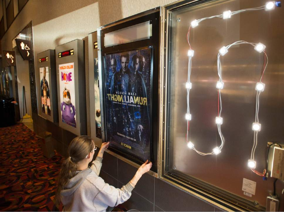 Cinemark Salt Lake city re-opens