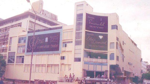 Safire Chennai cinema