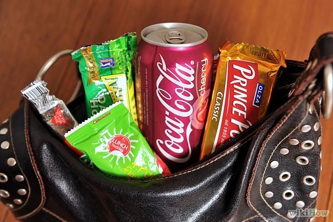 Food smuggling