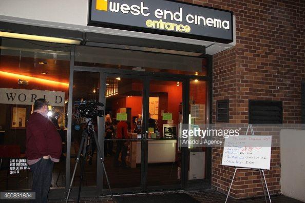 West End Cinema Washington