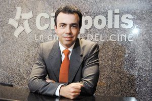Alejandro Ramirez Magana Cinepolis