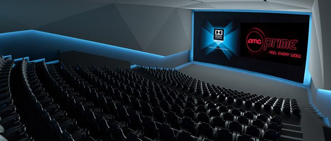 Dolby Cinema at AMC Prime Announcement