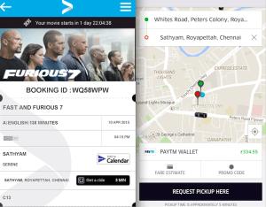 SPI Uber Chennai