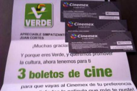 Mexico Vergde Cinemex