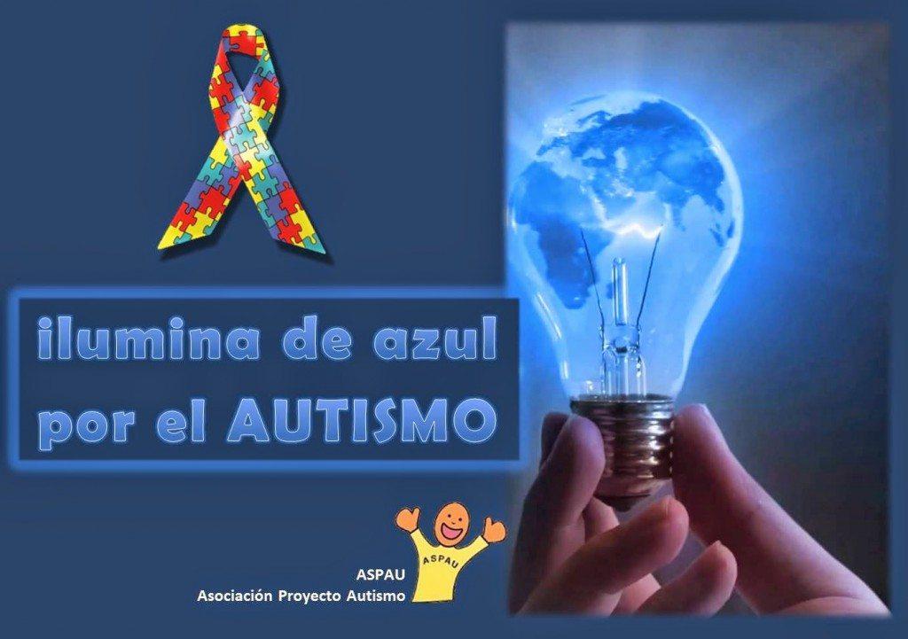 Blue Autism