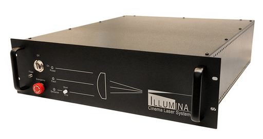 Illuma laser box