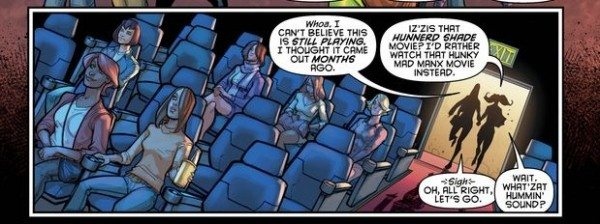 Harley Quinn multiplex