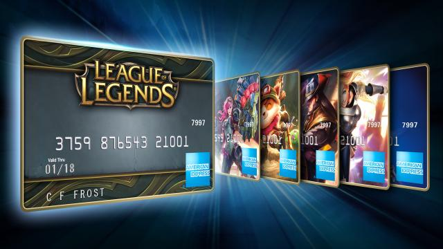 AmEx League of Legends