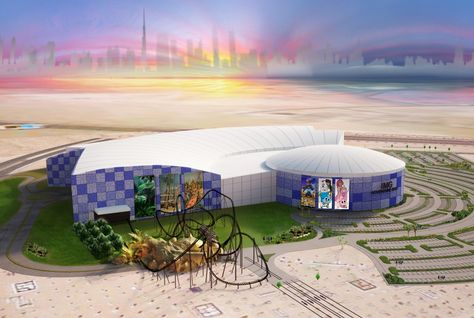 Dubai Imax