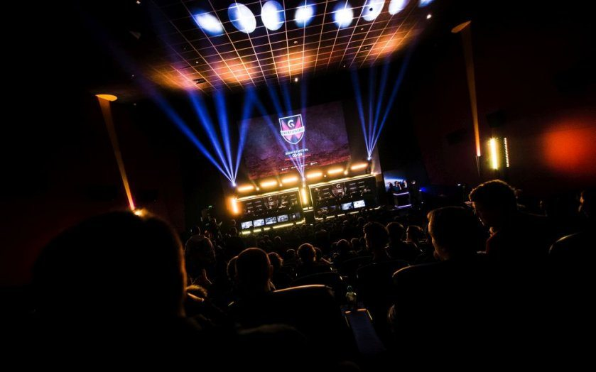 Gfinity eSports Call of Duty